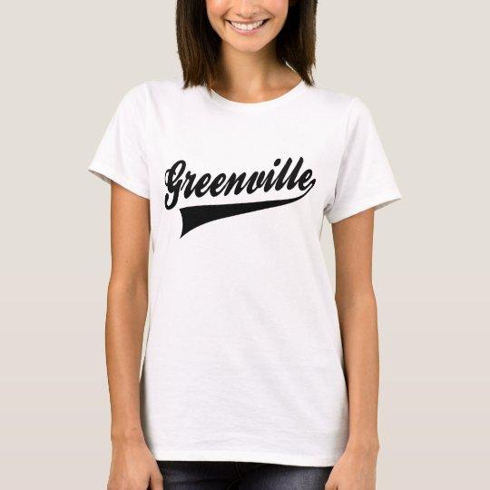 グリーンヴィル Tシャツ