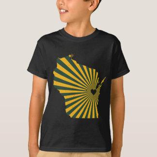 グリーン・ベイ愛 Tシャツ