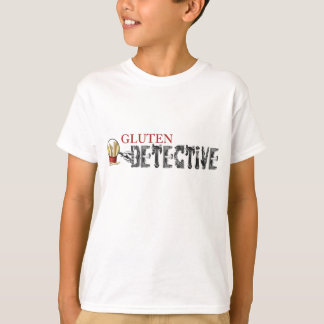 グルテンの探偵 Tシャツ