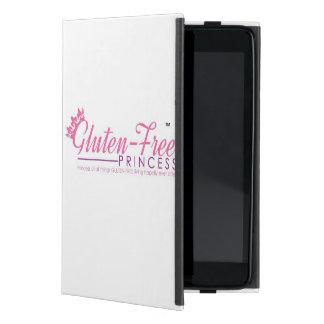 グルテンの自由なプリンセスの小型iPadの場合 iPad Mini ケース