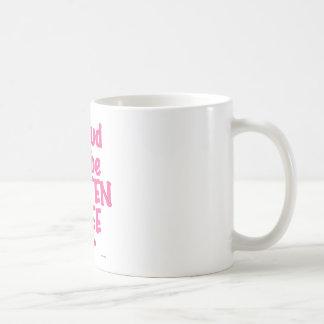 グルテンの自由ピンクがあること誇りを持った コーヒーマグカップ