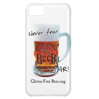 グルテン自由なビール電話箱 iPhone5Cケース