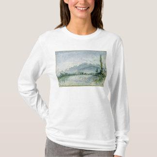 グルノーブル1877年の川イゼール Tシャツ