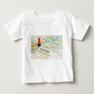 グルノーブル、フランス ベビーTシャツ