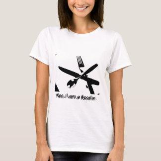 グルメのため! Tシャツ