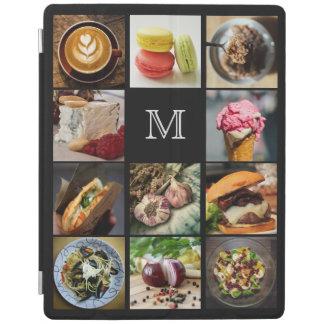 グルメ/あなたのイメージのカスタムなモノグラム装置カバー iPadスマートカバー