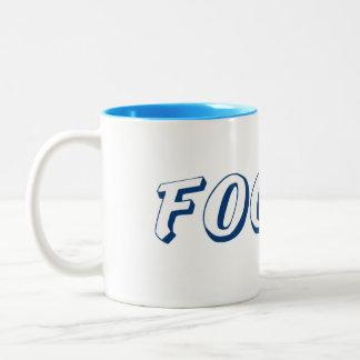 グルメ-情熱表現して下さい! ツートーンマグカップ