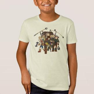 グループのグラフィック Tシャツ