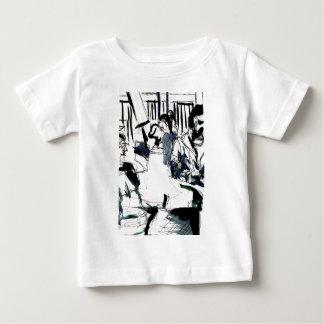 グループの勉強 ベビーTシャツ