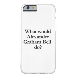 グレアム・ベルする何が BARELY THERE iPhone 6 ケース
