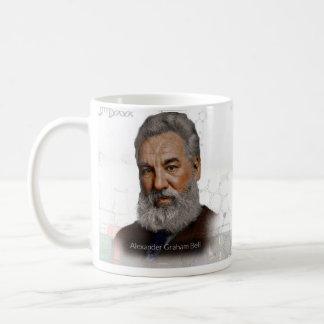 グレアム・ベルの歴史的マグ コーヒーマグカップ