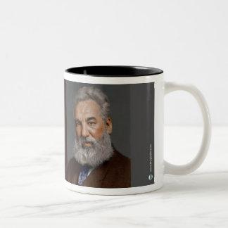 グレアム・ベル ツートーンマグカップ