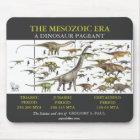グレゴリーポール著恐竜のページェントのマウスパッドの芸術 マウスパッド