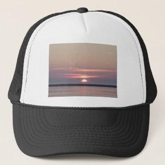 グレゴリー著日没のフンボルト湾EurekaカリフォルニアV キャップ