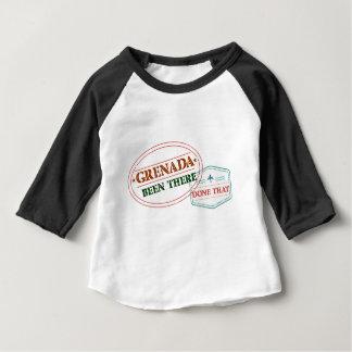 グレナダそこにそれされる ベビーTシャツ