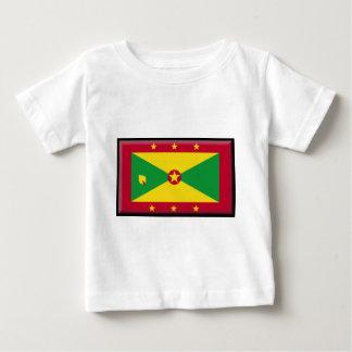 グレナダの旗 ベビーTシャツ
