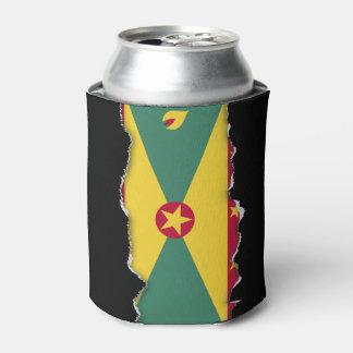 グレナダの旗 缶クーラー