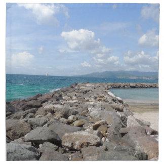 グレナダの海 ナプキンクロス