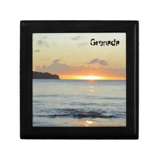 グレナダの熱帯島 ギフトボックス