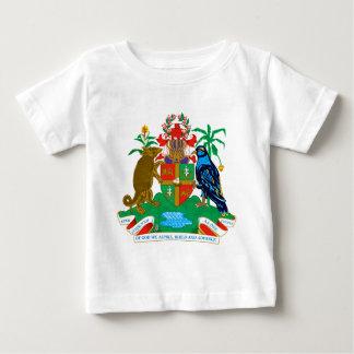 グレナダの紋章付き外衣 ベビーTシャツ