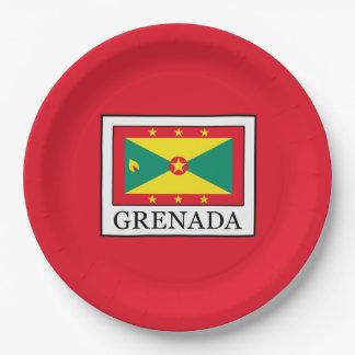 グレナダ ペーパープレート