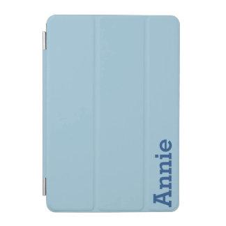 グレーがかった青緑のカスタマイズ可能 iPad MINIカバー