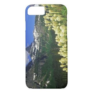 グレーシャー国立公園のローガンのパスのBeargrass iPhone 8/7ケース