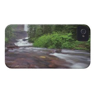 グレーシャー国立公園のヴァージニアの滝 Case-Mate iPhone 4 ケース