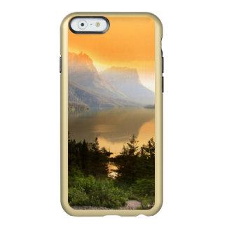 グレーシャー国立公園の野生のガチョウの島 INCIPIO FEATHER SHINE iPhone 6ケース
