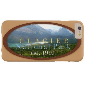 グレーシャー国立公園のiphoneの場合 barely there iPhone 6 plus ケース