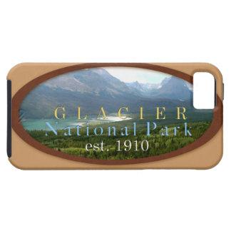 グレーシャー国立公園のiphoneの場合 iPhone SE/5/5s ケース