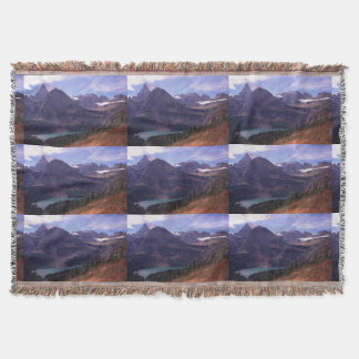 グレーシャー国立公園 スローブランケット