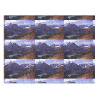 グレーシャー国立公園 テーブルクロス