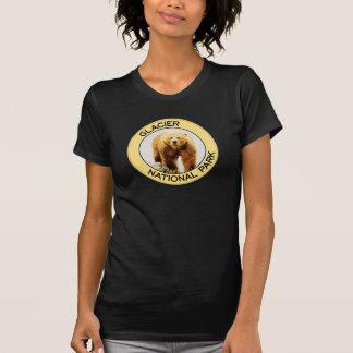グレーシャー国立公園 Tシャツ