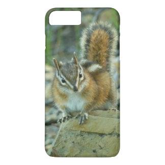 グレーシャー国立公園Iのシマリス iPhone 8 PLUS/7 PLUSケース