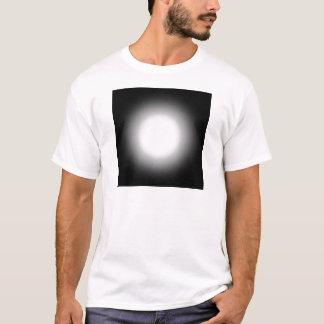 グレースケールのスポットライト: このテンプレートをカスタマイズ! Tシャツ