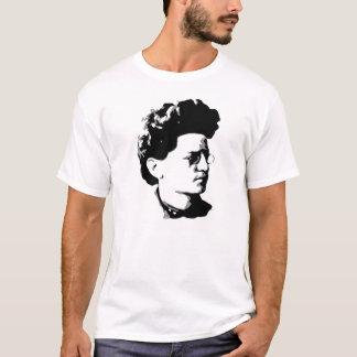 グレースケールTrotsky Tシャツ