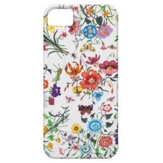 グレース・ケリーデザイナー花のスカーフのIphoneの場合 iPhone SE/5/5s ケース