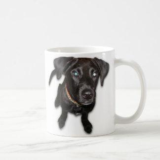 グレートデーンか実験室のマグ コーヒーマグカップ