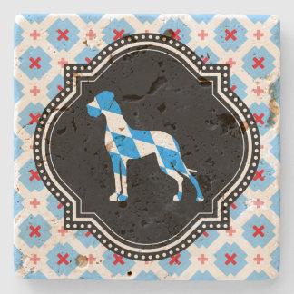 グレートデーンのスタッド犬 ストーンコースター