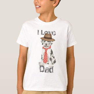 グレートデーンのパパ Tシャツ