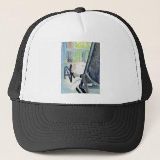 グレートデーンの子犬のソエの帽子 キャップ