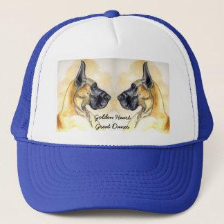 グレートデーンの帽子 キャップ