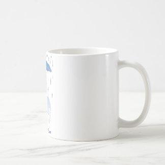 グレートデーンの恋人 コーヒーマグカップ