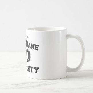 グレートデーン大学の特性 コーヒーマグカップ