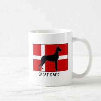 グレートデーン コーヒーマグカップ