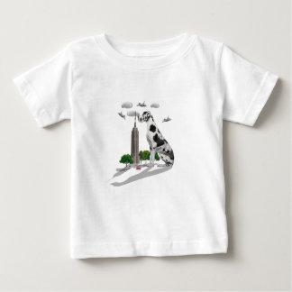 グレートデーン ベビーTシャツ