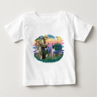 グレートデーン(子鹿) ベビーTシャツ