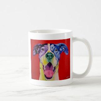 グレートデーン#1 コーヒーマグカップ