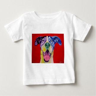 グレートデーン#1 ベビーTシャツ